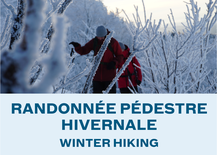 Winter hiking daily ticket - All ages