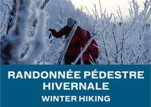 Winter hiking season pass - All ages
